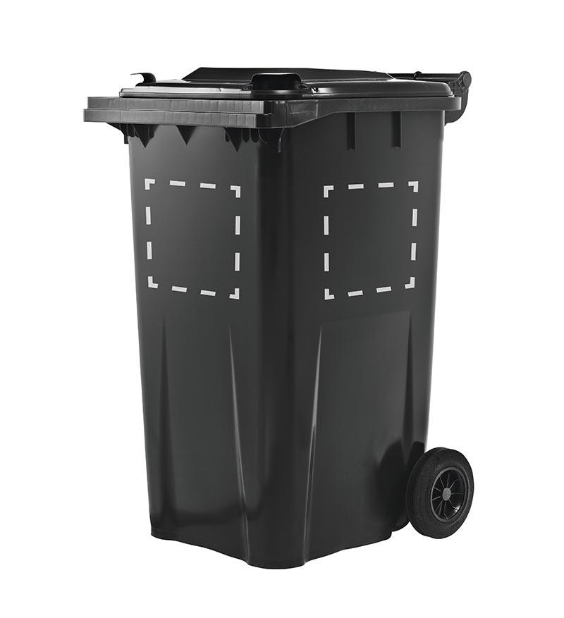 Nádoby na odpad: foto č. 4