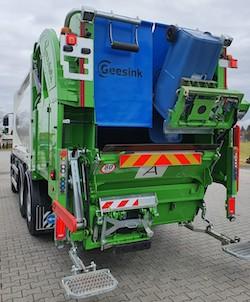 Geesink GPM IV na podvozku Volvo